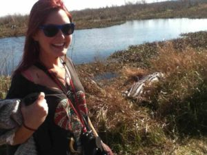 Up close and personal with Alligators in Gainesville, Florida
