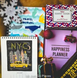Small Gift Ideas and Stocking Stuffers For the Travel Loving Family