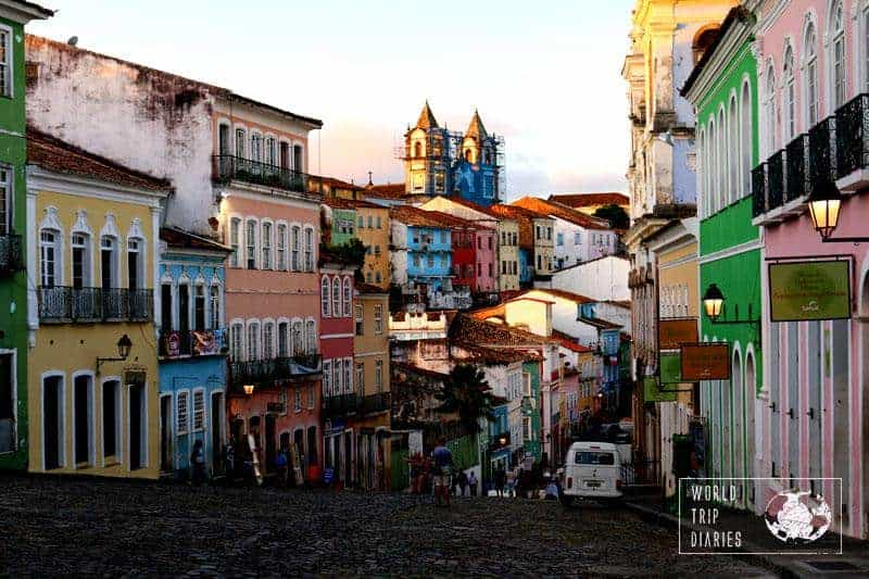 Salvador in Bahia