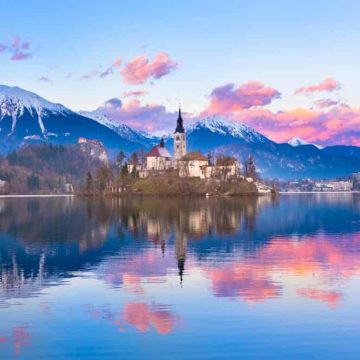 The Best Things To Do in the Julian Alps Slovenia | Mount Triglav | Walking in Slovenia | Lake Bled accommodation #Slovenia #hiking #adventuretravel