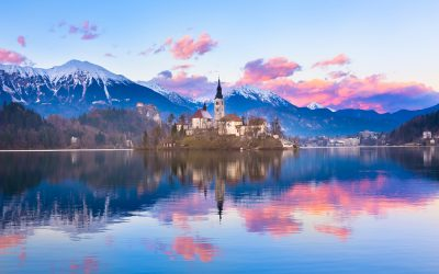 The Best Things To Do in the Julian Alps of Slovenia