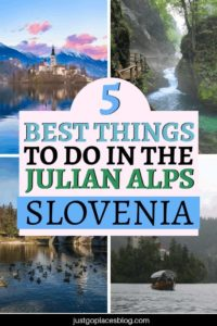 I have to confess I thought I had never heard of the Julian Alps, Slovenia when Lonely Planet named it one of the top 10 regions to visit in 2018. The most famous place now in the Slovenian Alps is Lake Bled, but there is so much more! Check out the best things to do in Slovenia and the Slovenian Alps. #slovenia #slovenianalps #julianalps #lakebled #feelslovenia