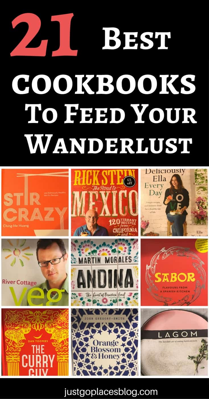 The Best cookbooks of 2017 to feed your wanderlust