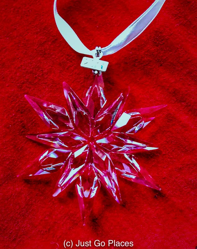 how to clean swarovski crystal ornaments