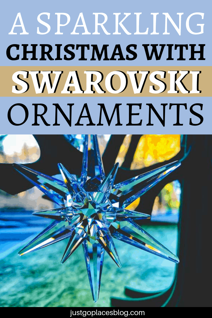 Since I grew up with an annual visit to the Christmas Tree in Rockefeller Center, the Swarovski annual snowflake ornament is a way to bring a big of New York Christmas sparkle to our London home. Discover how beautiful the Swarovski crystal Christmas ornaments are. #swarovski #swarovskicrystals #swarovskielements #christmastreedecorations #christmas #rockefellercenter