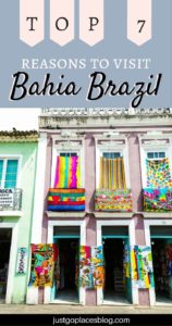 Why There's More in Bahia Brazil than stunning beaches | Salvador Brazil facts | Salvador Carnival