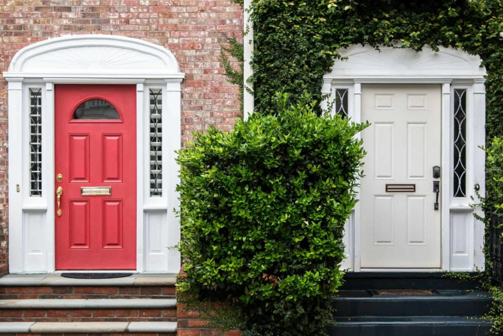 Georgian doors in Charleston South Carolina | Southern USA Road Trip | #DeepSouth Tour | #TheSouth #SouthernUSA