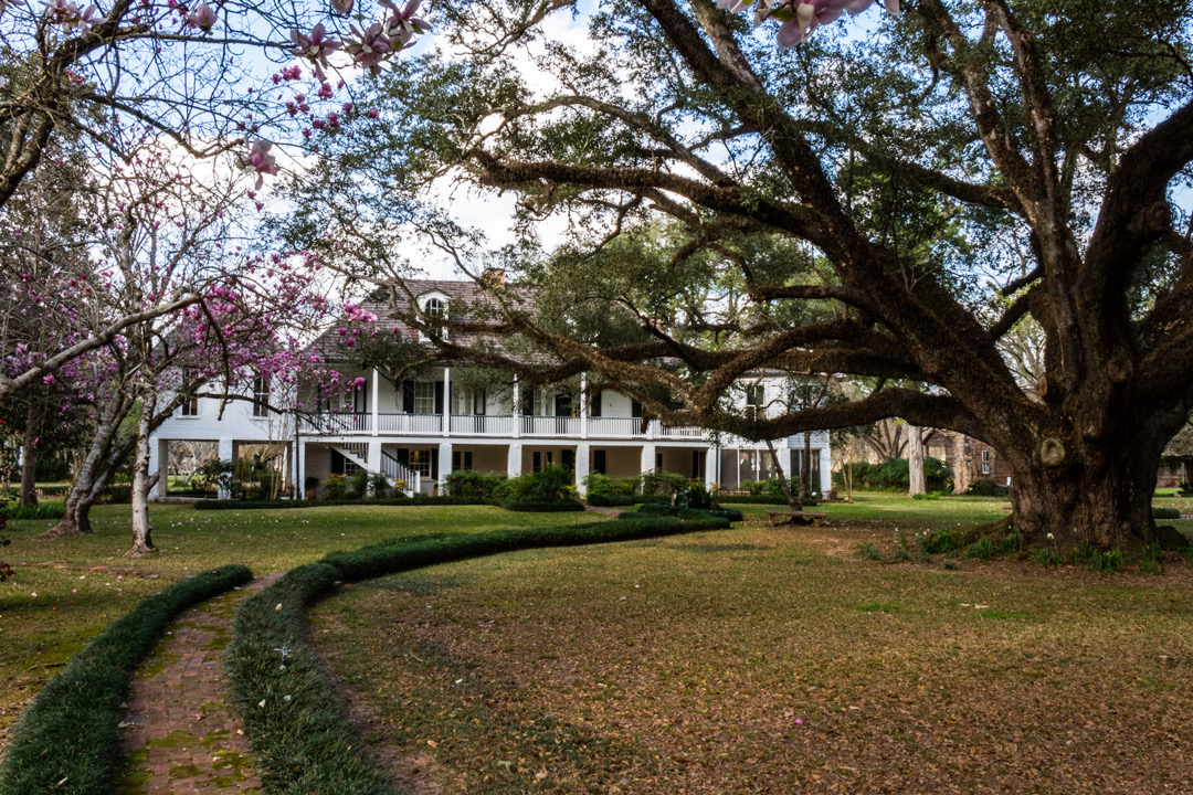 Melrose Plantation in Natchitoches Louisiana