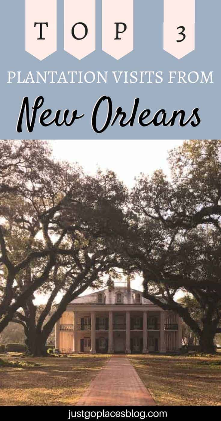 Oak Alley Plantation | New Orleans Plantation Country | Louisiana plantation homes | Oak Alley Plantation tour | #roadtripUSA #visitLouisiana #DeepSouth #NOLAplantations #OakAlleyPlantation