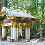 nikko shrine purification_