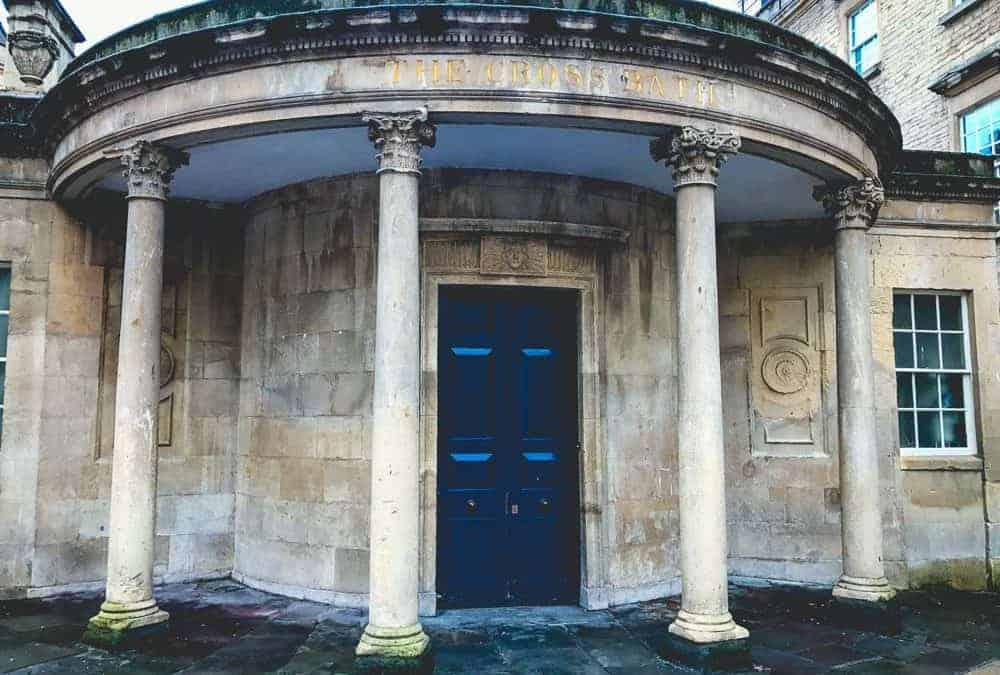 Don't Miss Visiting The Thermae Spa Bath in the UK (And Take Your Older Kids Too!)
