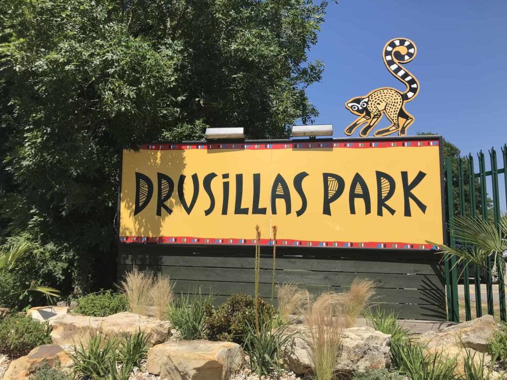 Drusilla's Park is perfectly sized and themed for young children.