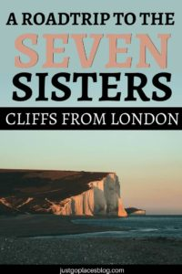 A United Kingdom road trip to South Downs National Park, England, is a great way to discover the area and the Seven Sisters Cliffs, and renting a car with Europcar UK is so easy and affordable. Check out this long post with all you need to know about visiting Seven Sisters, England. #southdowns #england #nationalpark #roadtrip #europcar