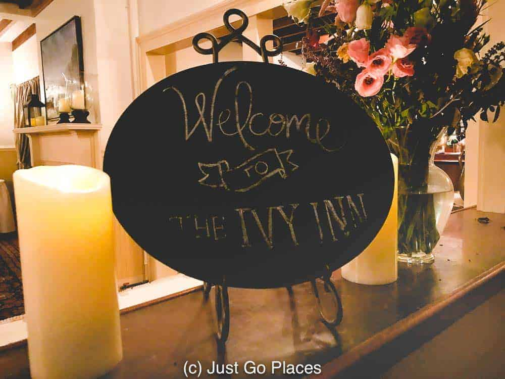 The Ivy Inn offers fine dining in Charlottesville near UVA.