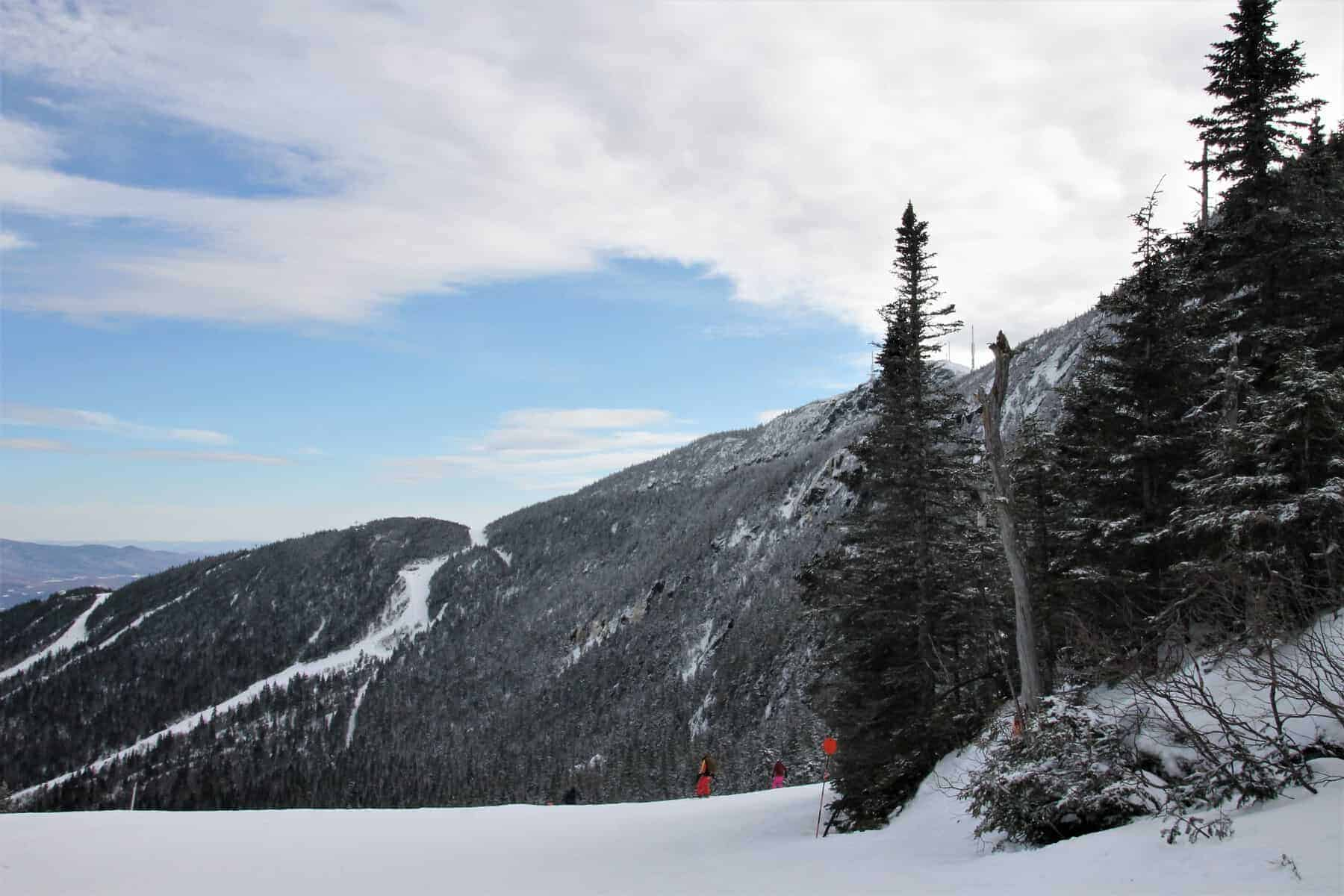 One of the best Vermont ski resorts, Stowe Ski Resort in Vermont
