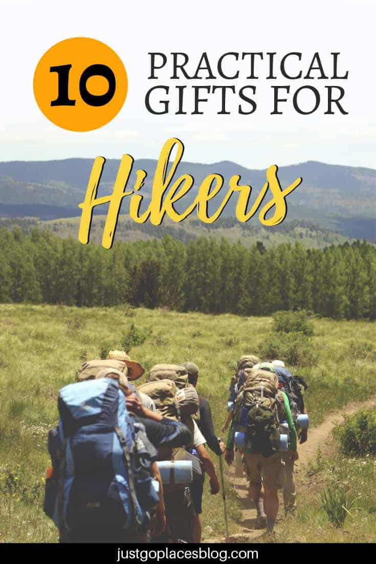 If you enjoy the outdoors, you'll know that some practical gadgets for hikers are, if not a necessity, at least very useful when you go explore natural wonders. Are you looking for gifts for hikers and campers, but don't want to spend too much? Check out these 15 gift ideas for hikers that make easy gifts to encourage wholesome outdoorsy family activity. It's never a bad time to gift something to a loved one. #gifts #giftsforfriends #hiking #hikinggear #gadgets #giftideas