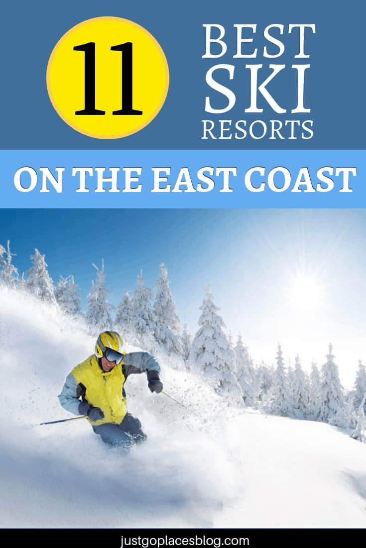 Who said that East Coast skiing is worse than the ski resorts on the West Coast? The best ski resorts in Vermont, ski resorts in Maine or ski areas in New Hampshire are snow sure and offer great skiing. Discover where to go and what are the best East Coast ski resorts, and start packing your bags for the next East Coast ski trip. #skiing #skiingmode #skiresorts #eastcoast #usa