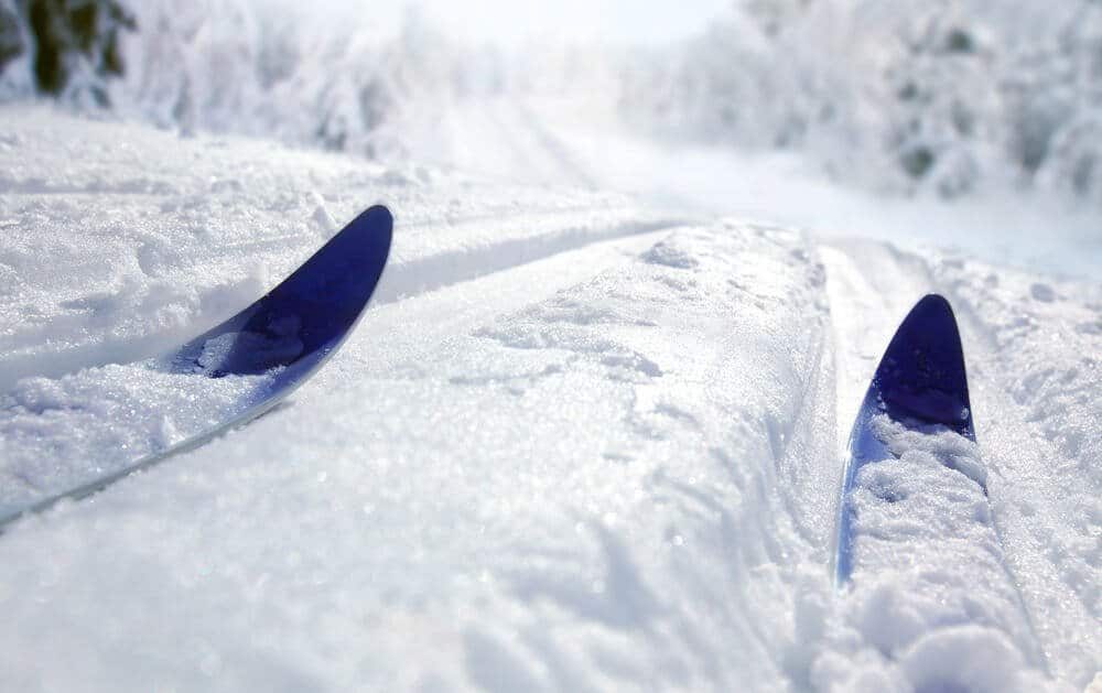 Ski resorts in New Hampshire cater for cross country skiers as well as alpine skiers.
