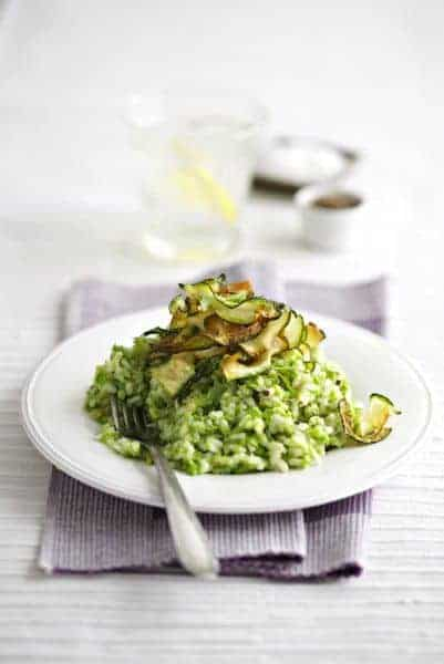 a mushy peas recipe for mushy peas risotto