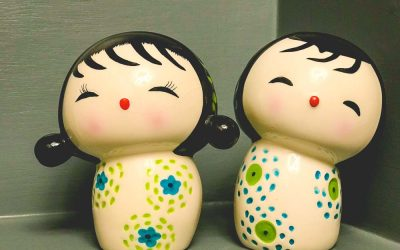 Why Vintage Japanese Dolls Make Affordable and Cool Japanese Souvenirs