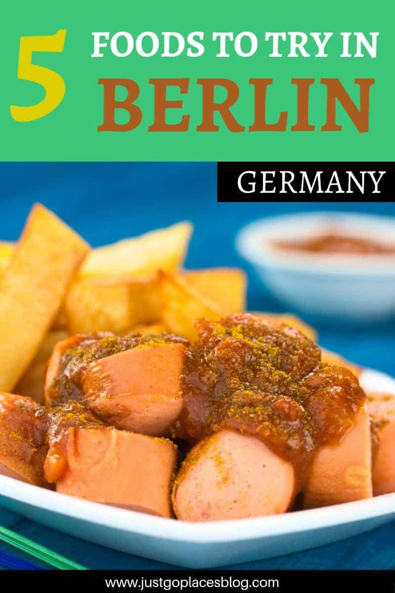 5 delicious Berlin local food suggestions (including Berlin food your kids will love)