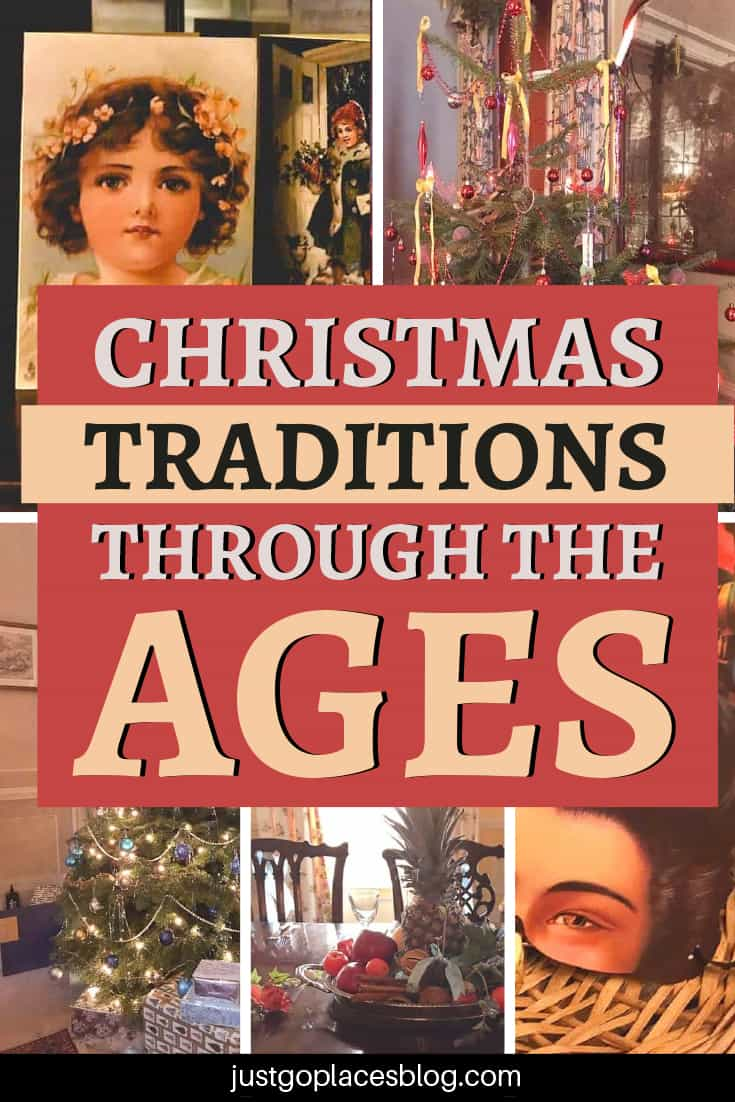 Christmas traditions through the ages