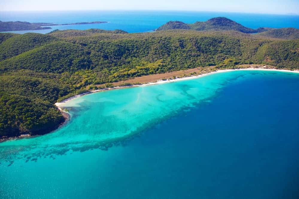Snorkel the Great Barrier Reef with National Geographic private jet tours