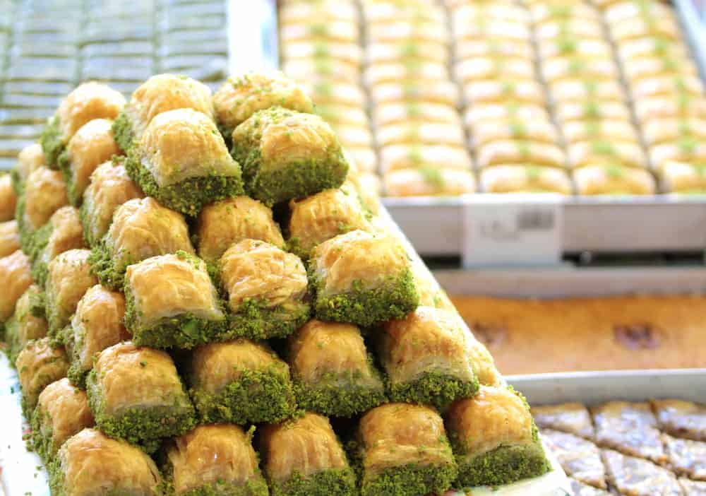 Tasty Baklava is a surprising entry in Berlin local food to try.