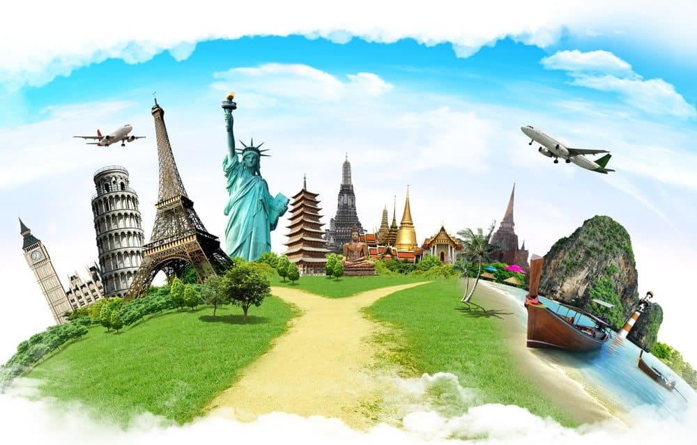 Amazing Luxury Trips Around The World on Whole World Tour Packages