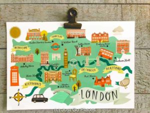 The Best London Gifts To Give (And Gifts To Bring Back From London For Yourself!)