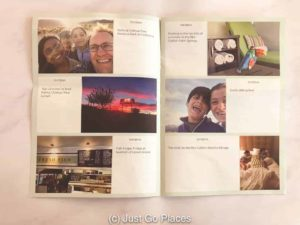 A shared journal is great for improving family communication by showing different persectives o the same situation.