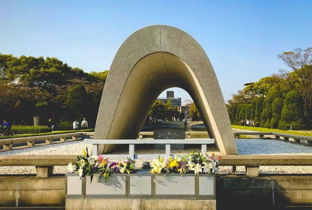 Why You Should Take Your Older Children To Visit The Children's Peace Monument at Hiroshima