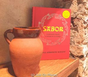 Bring the flavours of the best Spanish restaurant London with this cookbook published by the chef at Sabor London.