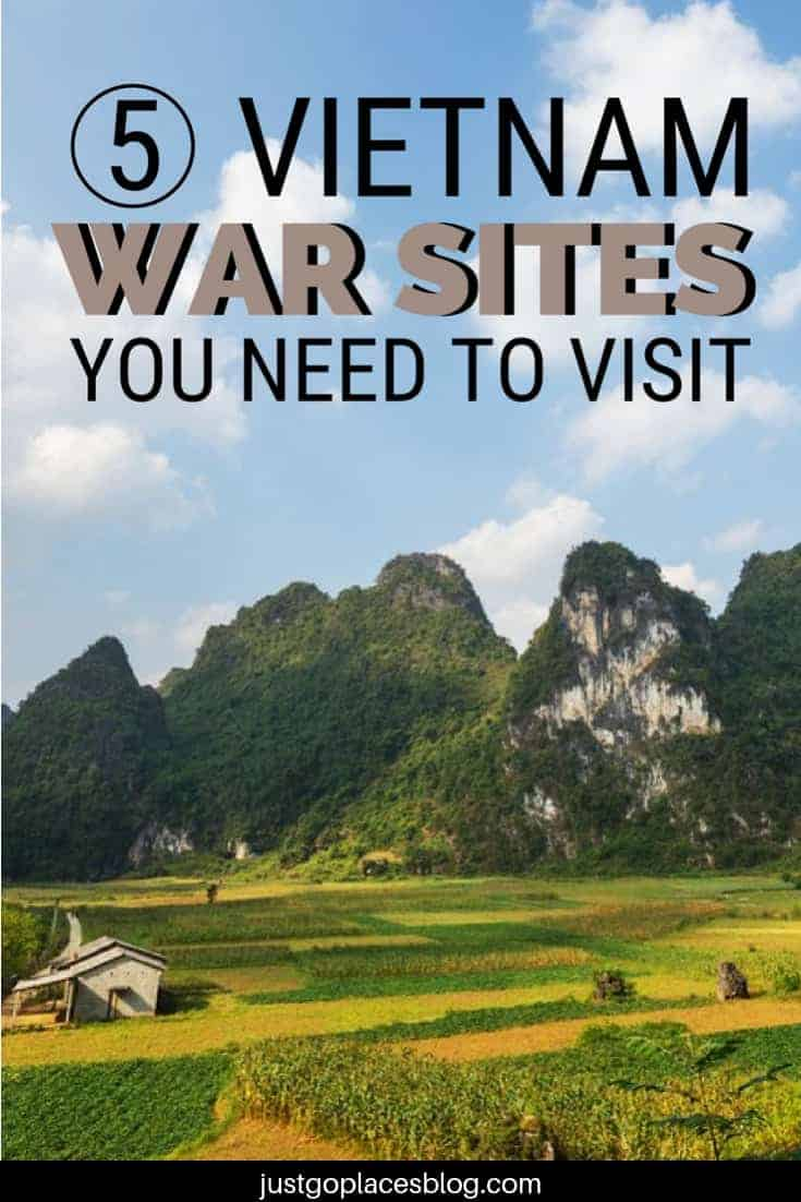 Vietnam Destinations: The 5 War Sites In Vietnam Not To Miss