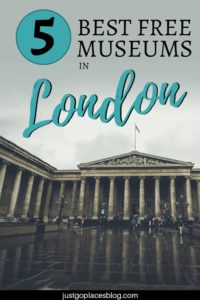 Most certainly, on your next family trip to London it's going to rain at some point and you'll have to come up with some indoor activities in London. What about checking out some London museum with kids?The best free museums in London for kids include the famous ones like the V&A Museum and the Natural History Museum, but also lesser known museums like the V&A Museum of Childhood . Check out the best 5 London free museums for children. #london #free #museum #uk #travelwithkids #familyfriendly