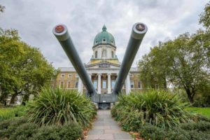 The Imperial War Museum is one of the best kids museums London