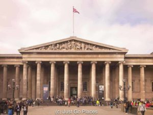 The British Museum should be on everyone's list of great London museums for kids