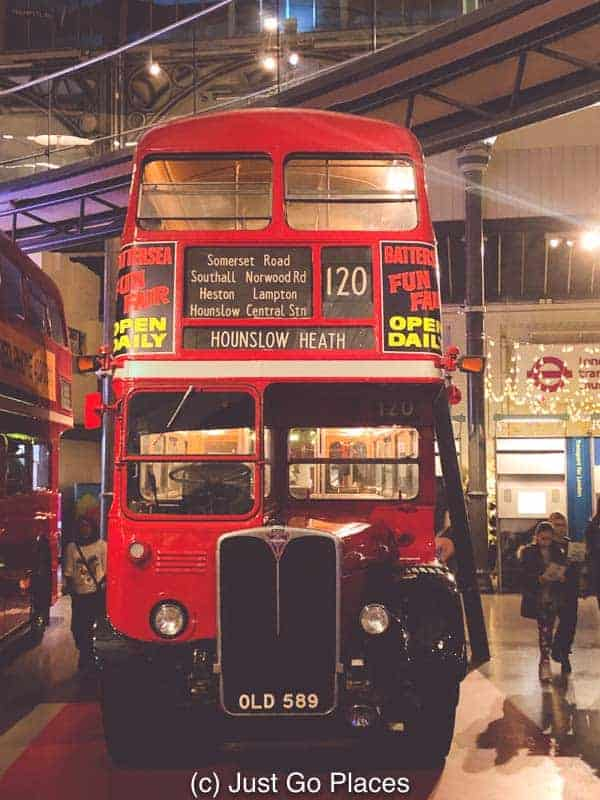 There are plenty of small museums in London like the London Transport Museum in Covent Garden