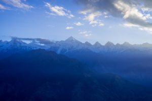 Any thoughts about Uttrakhand immediately bring to mind the snow covered peaks of the Himalayas.