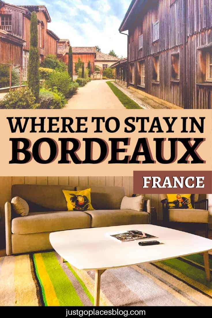 Wondering where to stay in Bordeaux, France? Discover why Les sources de Caudalie is a luxury hotel in Bordeaux not to miss. It's family-friendly, has a world-famous vinotherapy spa, and it's set amidst vineyards in the Bordeaux countryside. Read more about it! #bordeaux #france #hotel #hotelreview #luxuryhotels #familyfriendly