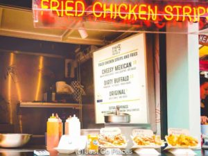 The Camden food market has so many options that it will please even the pickiest eater.