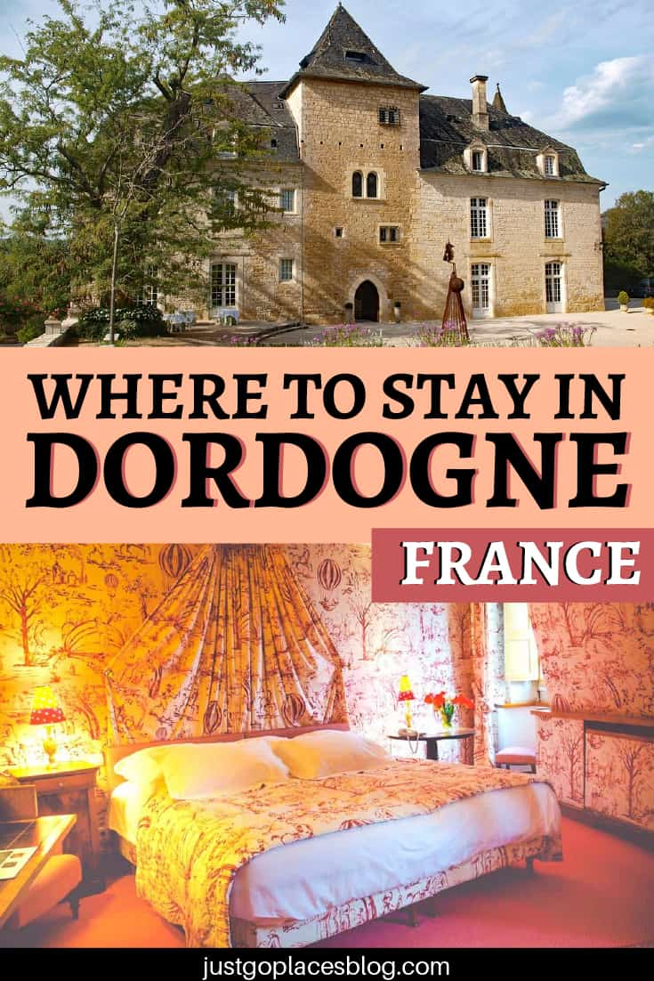 Where to stay in dordogne France