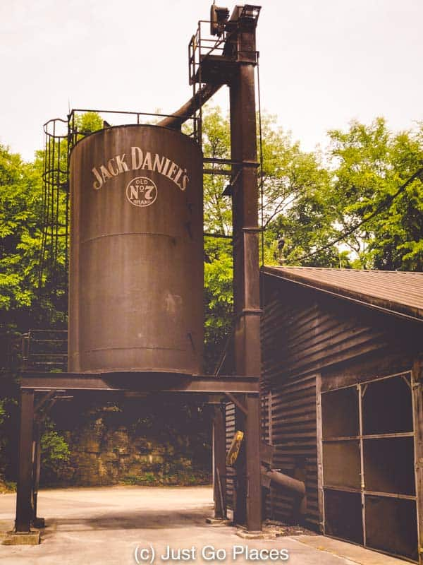 Jack Daniels No 7 was the first Jack Daniels Tennessee Whiskey