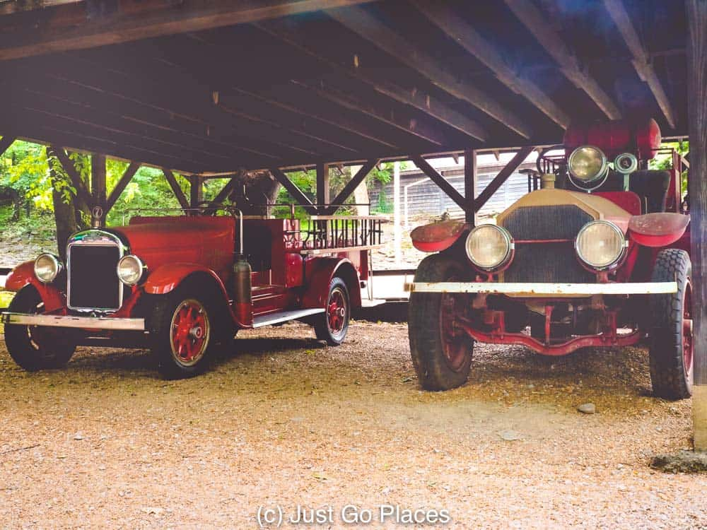 The Lynchburg Tennessee Fire department