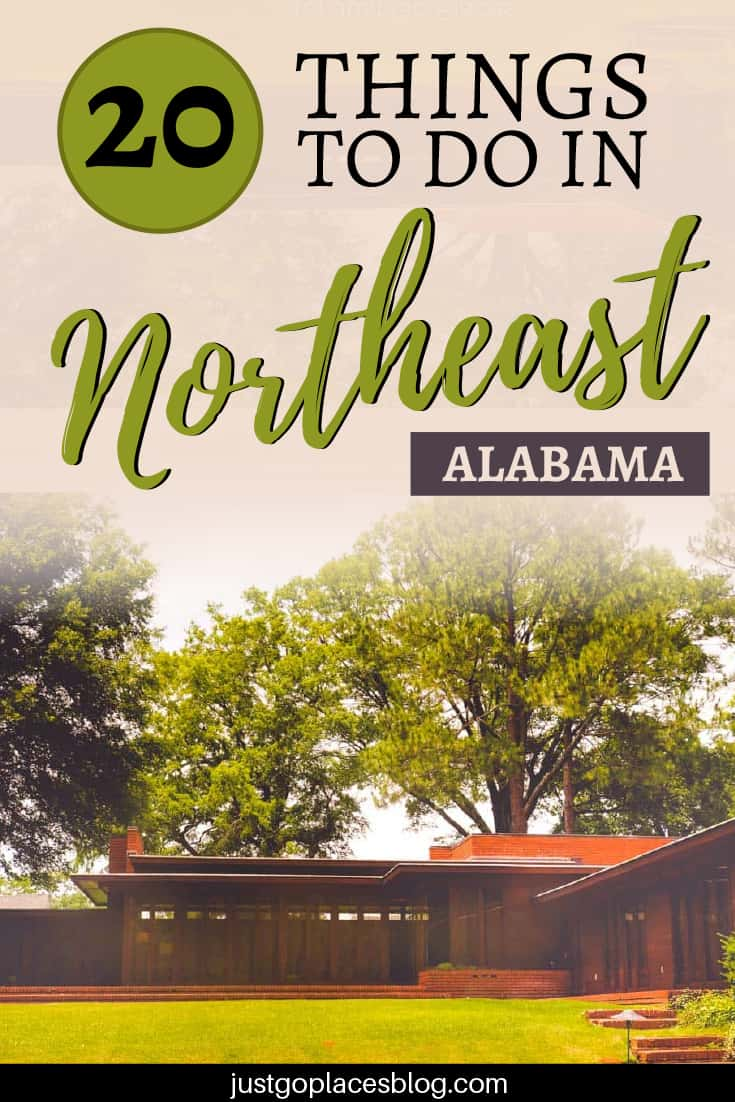 20 things to do in Northeast Alabama