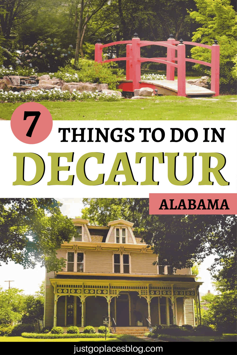 7 things to do in decatur alabama