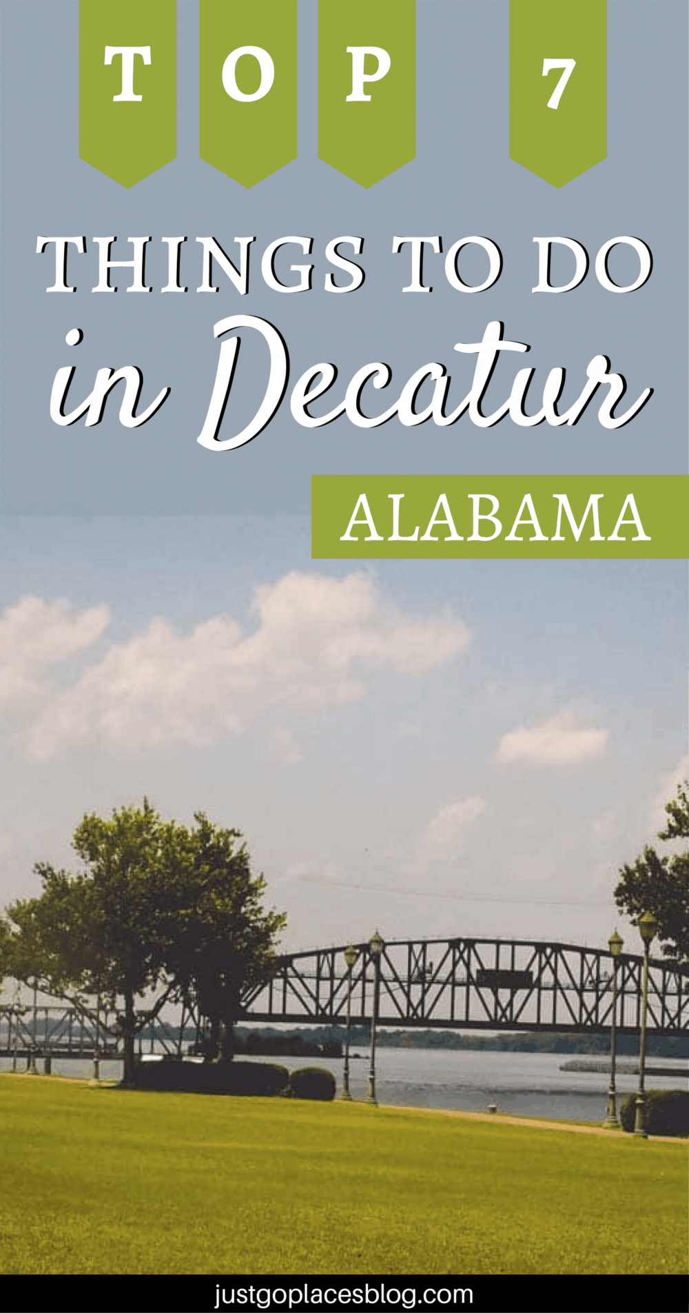 Top 7 Things To Do in Decatur Alabama