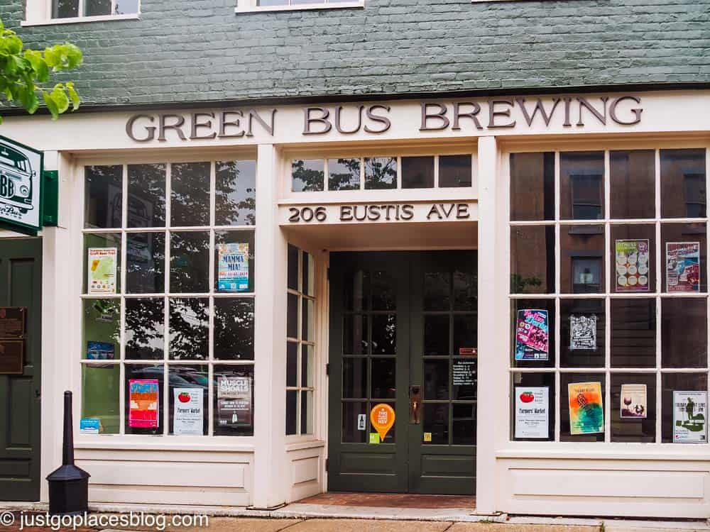 Green Bus Brewing Brewery