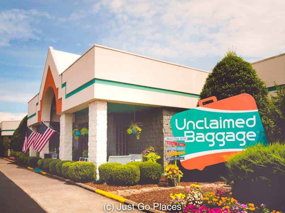 The Unclaimed Baggage Centre is one of the road trips in Alabama you can take.