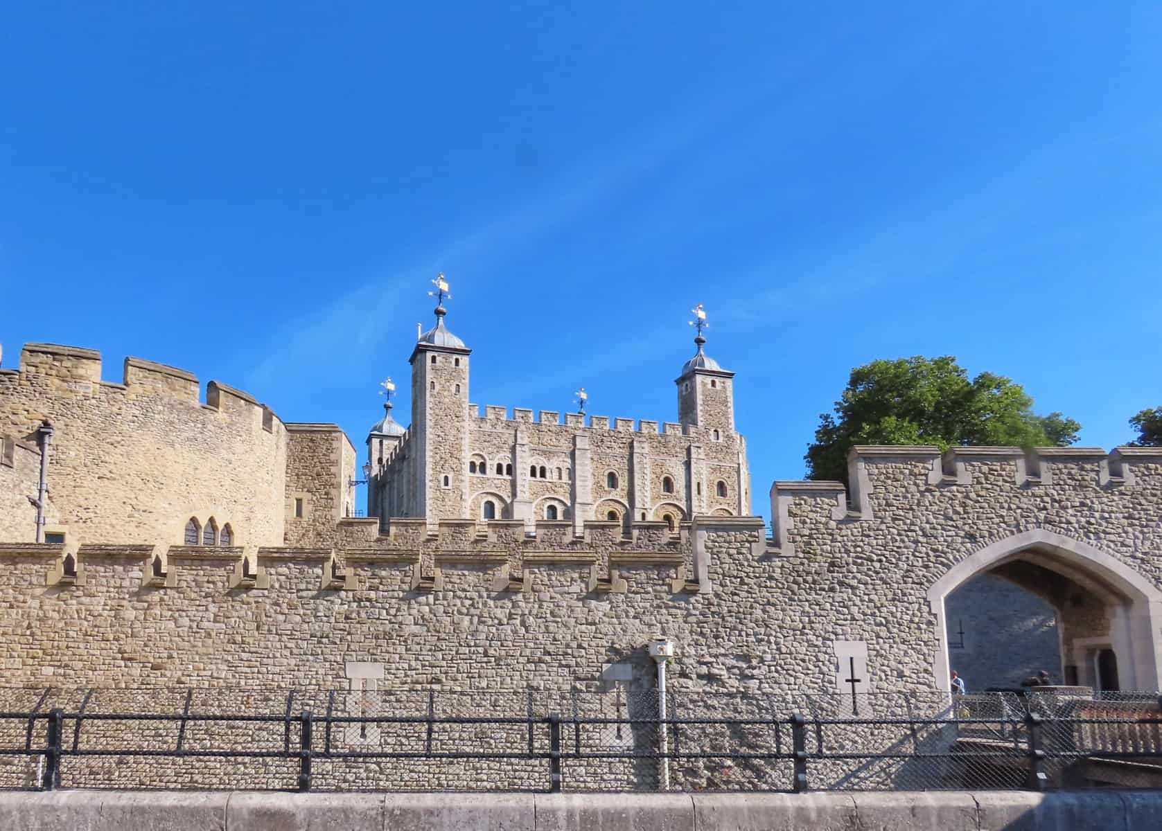 The Tower of London a London prison museum